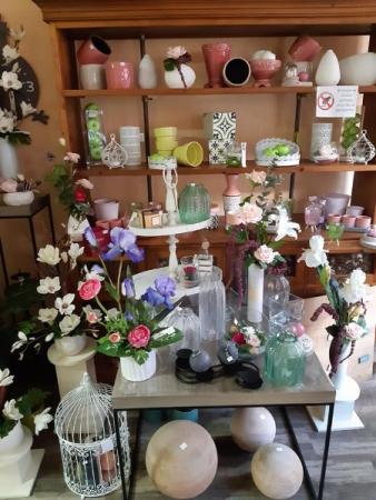 Vente de compositions florales